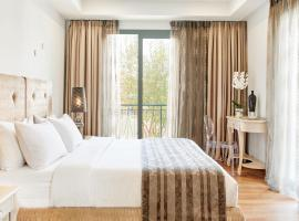 Dioni Boutique Hotel, hotel near Aktion Airport - PVK,