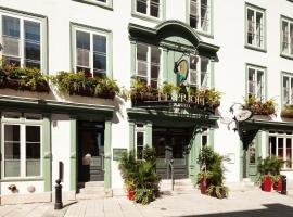 Hotel le Priori, hotel in Quebec City