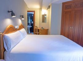 Hostal Alda Palencia Plaza, hotel en Palencia