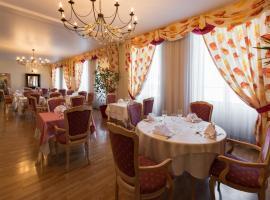 Hotel de Champagne, hotel in Saint-Dizier