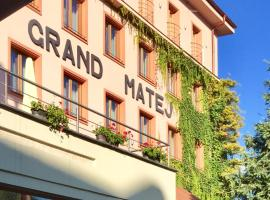 Hotel & Penzión Grand Matej, hotel v Banskej Štiavnici