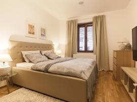 Prague Expat House: Prag'da bir daire