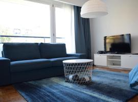 Florya Studio Woluwe, apartment in Brussels