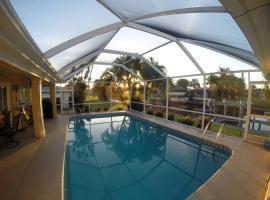 Villa Leonardo, haustierfreundliches Hotel in Cape Coral