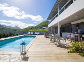 Villa Jwi Lavi Boutique Hotel, hotel with pools in Saint Martin