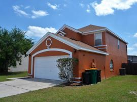 Four Corners Villas, cottage in Kissimmee