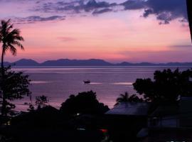 Sunset Bliss, hotell sihtkohas Klong Muang Beach