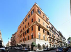 LH Hotel Lloyd Rome, hotel in Nomentano, Rome