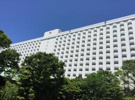 Grand Prince Hotel Shin Takanawa, hotel with pools in Tokyo