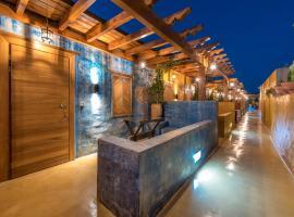 10GR Hotel & Wine Bar Rhodes, hotel 5 estrellas en Ciudad de Rodas