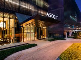 Ascott IFC Guangzhou, hotel with pools in Guangzhou