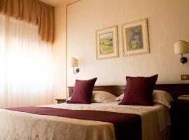Hotel Ristorante Tre Stelle, hotel a Montepulciano