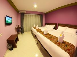 Alkyfa Hotel 2, отель в Денпасаре