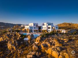 Villa Paradiso - HALF OFF AND RISK FREE CANCELLATION POLICY, hotel near Jackie O' Mykonos, Super Paradise Beach