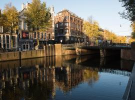 Dikker & Thijs Hotel, hotel in Canal Belt, Amsterdam