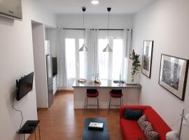 Apartamento turístico en Triana-Centro, hotel cerca de Torre Sevilla, Sevilla