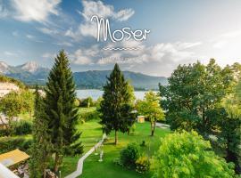 Das Moser - Hotel Garni am See (Adults Only), Hotel in der Nähe von: Villacher Alpen Arena, Egg am Faaker See