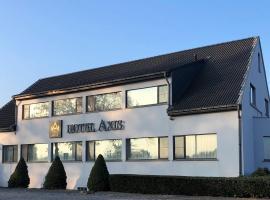 Axis Hotel, hôtel à Kortenberg près de: Aéroport de Bruxelles-National - BRU