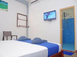 Hotel Thilon, hôtel  près de: Aéroport international Bandaranaike - CMB