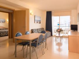 htop Royal Sun Family Suites 4*Sup, отель в Санта-Сусанне