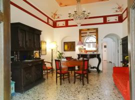 Villa Mabel, hotel Taorminában