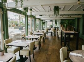 Hotel Restaurant de Sleutel, hotel near Eindhoven Evoluon Conference Centre, Riethoven