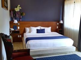 Araucaria Hotel Boutique, hotel en Valle de Bravo