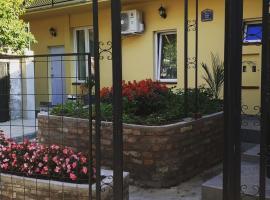 Male stepenice: Belgrad'da bir Oda ve Kahvaltı