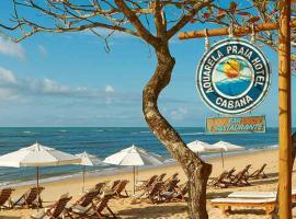 Aquarela Praia Hotel, hotel in Arraial d'Ajuda