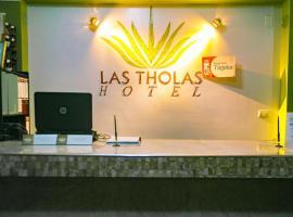 Las Tholas Hotel, hotel in Uyuni