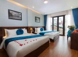 Hanoi Hanvet Hotel, отель в Ханое