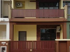 伟雅民宿 GraceLovely Homestay, hotel di Kuala Selangor