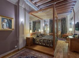 Hotel Wentzl, отель в Кракове