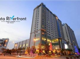 Kinta Riverfront Hotel & Suites, hotel di Ipoh