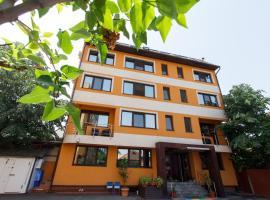 Hotel Anna, hotel din Târgu Jiu