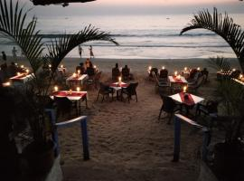 Royal Touch Beach Huts, luxury tent in Palolem