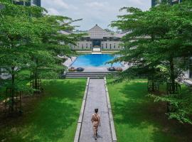 Serenity Hotel and Spa Kabinburi, hotel in Kabin Buri