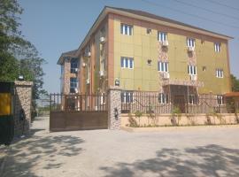 Pameec Luxury Suites, hotel in Abuja
