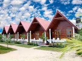 Elegant Green Beach Resort, отель в Тринкомали