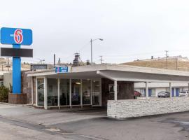 Motel 6-Butte, MT - Historic City Center, hôtel à Butte
