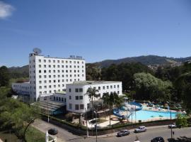Hotel Brasil, hotel in São Lourenço