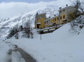 Appartamento i Cerri, hotel in zona Campo Felice, Rocca di Cambio