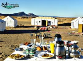 Sahara Luxury Camp, luxury tent in Zagora