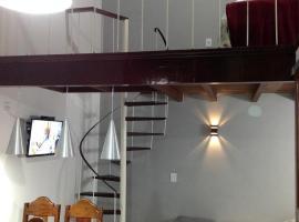 Vila da Praia Stúdio, apartment in Abraão