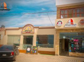 Arena Hospedaje, guest house in Paracas