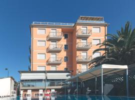 Hotel Bixio, hotell i Lido di Camaiore