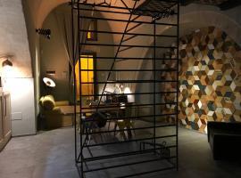 La Stratodda Dimora Loft, appartamento a San Vito dei Normanni