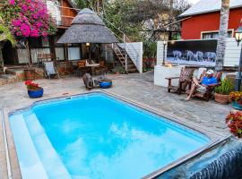 Chameleon Backpackers & Guesthouse, hotel in Windhoek