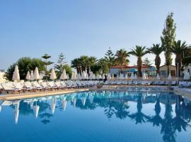 Rethymno Mare & Water Park, отель в Скалете