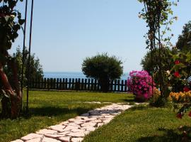 Bed and Breakfast Nefer, bed & breakfast a Maratea